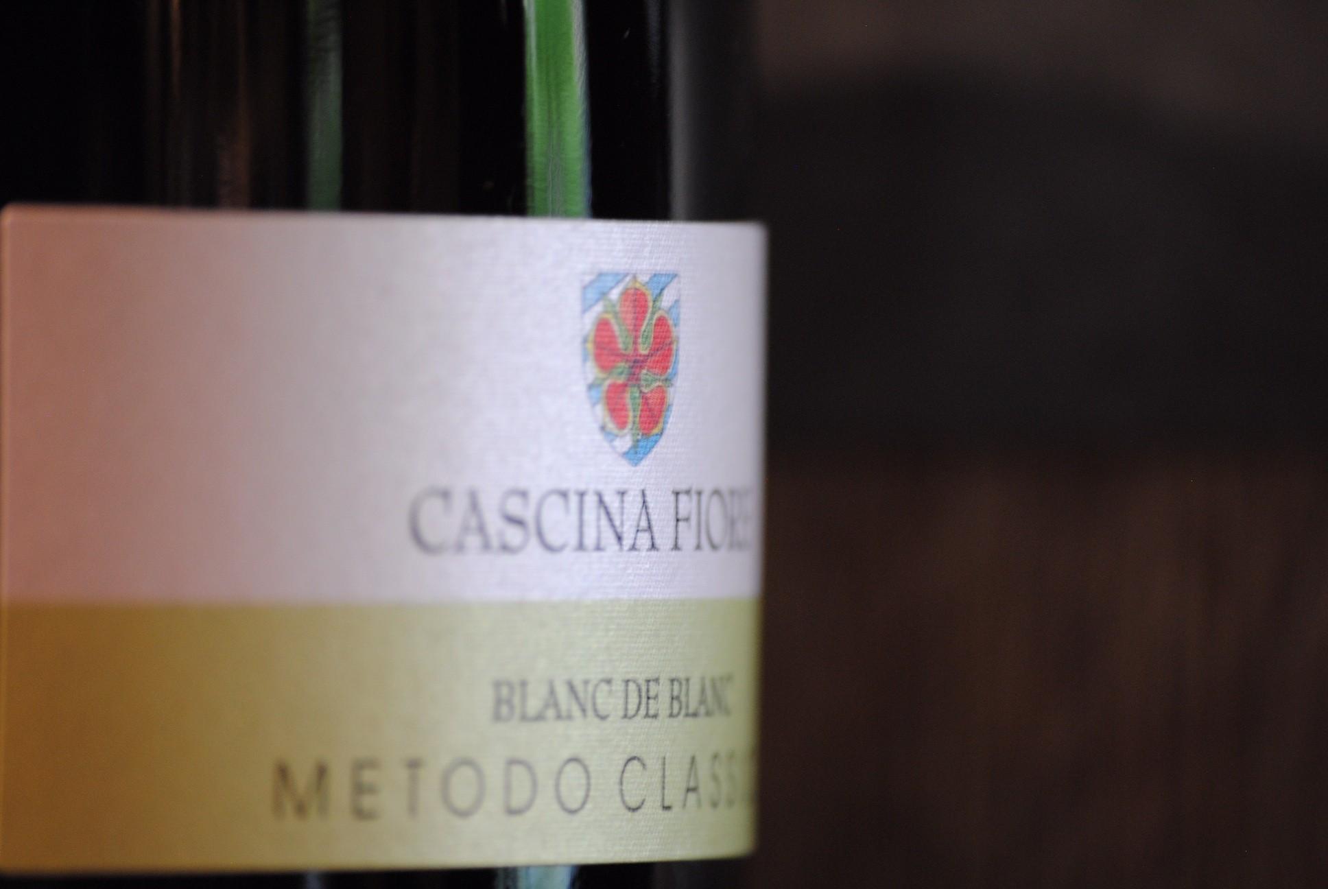 CASCINA FIORE E METODO CLASSICO ... BOLLICINE DA MAESTRI!!!